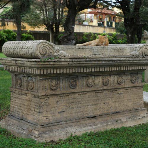Friedhof der Nichtkatholiken
