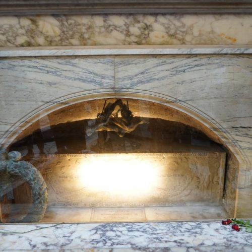 Panteon- Grab von Raphael Santi