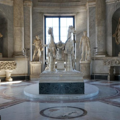 Vatikan- Kunstsammlung