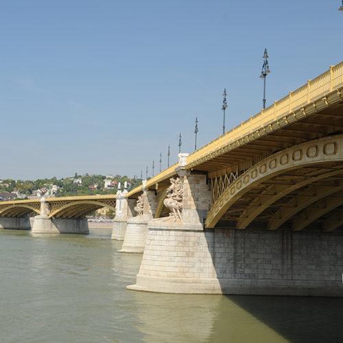 Margaretenbrücke (Árpád híd)