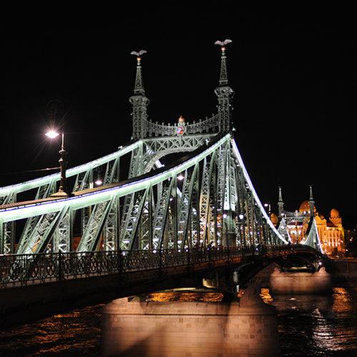 Freiheitsbrücke (Szabadság híd)