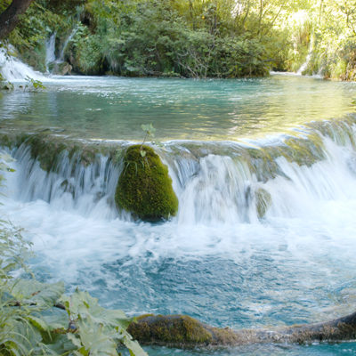Plitvicer Seen (Slovenien)