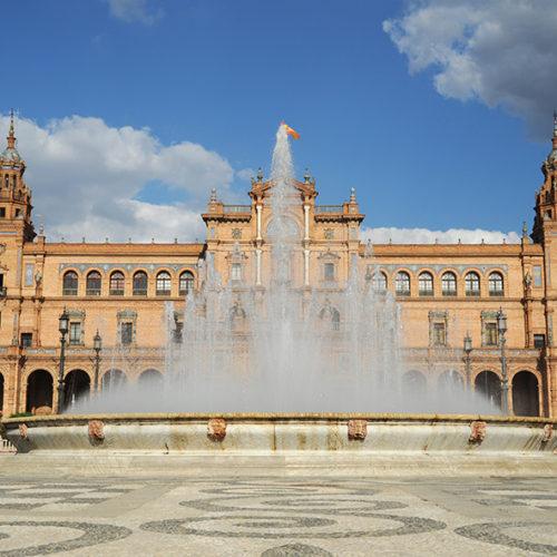 Sevilla (Placa de Espania)