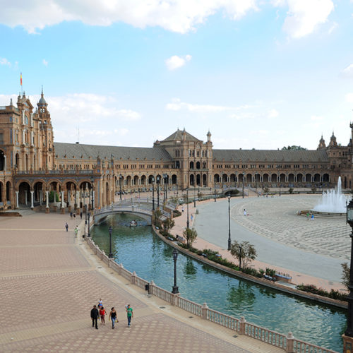 Sevilla (Plaza de Espania)