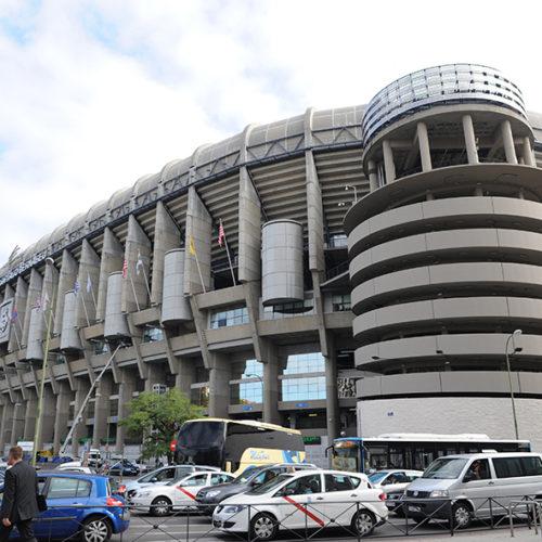 Madrid (Stadion Santiago Bernabeu)