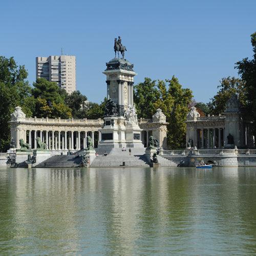 Madrid (Retiro Park)