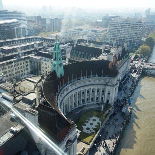 vom London Eye