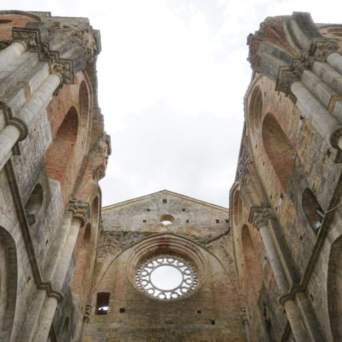 San Galgano - Abbazia