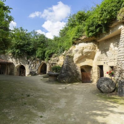 Village Troglodytique